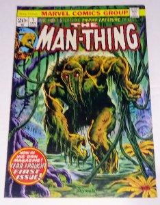 Man-Thing #1 (7.5) ID#011C