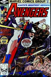 The Avengers #195 (1980)