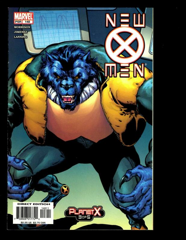12 New X-Men Marvel Comics 144 145 146 147 148 149 150 151 152 153 154 155 EK10