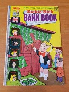 Richie Rich Bank Book #14 ~ FINE - VERY FINE VF ~ (1974, Harvey Comics)