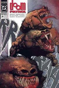 Doom Patrol (2nd Series) #38 FN; DC | save on shipping - details inside
