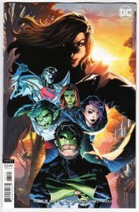 Titans #31 Variant Cvr (DC, 2019) NM