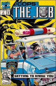 Marvel COPS: THE JOB #2 VF/NM