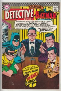 Detective Comics #357 (Nov-66) VF/NM High-Grade Batman