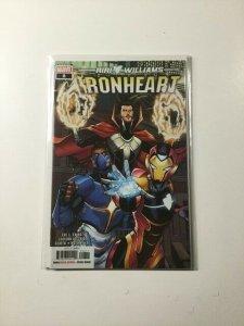 Ironheart #8 (2019) HPA