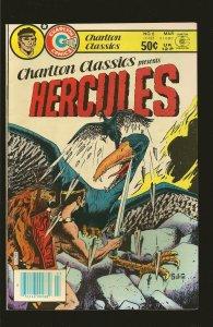 Charlton Classics Hercules #6 (1981)