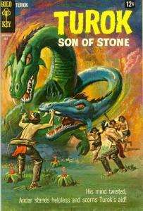 Turok: Son of Stone (1954 series) #62, VF+ (Stock photo)