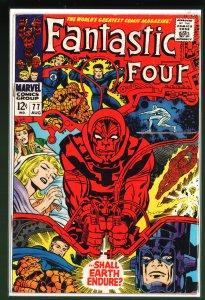 Fantastic Four #77 (1968)