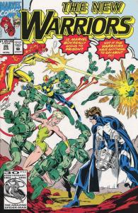 New Warriors, The #26 VF/NM; Marvel | save on shipping - details inside