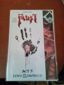 Faust: Love of the Damned #5 (1989)