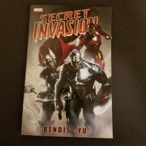 Secret Invasion-Book 1 -Mint Condition!