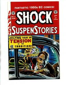 Shock Suspenstories #4 - EC Comics - 1950s reprint - 1993 - NM