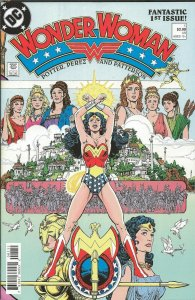 Wonder Woman #1 '87 2020 DC Comics Facsimile Reprint Edition