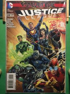 Justice League #24 The New 52 FOREVER EVIL