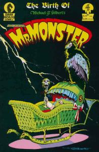 Mr. Monster #4 FN; Dark Horse | save on shipping - details inside