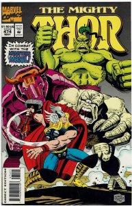 Thor #474 (1966 v1) Loki NM-