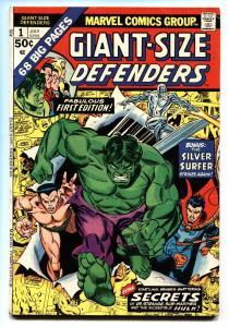 Giant-Size Defenders #1 1974-Silver Surfer - Dr Strange- Sub-Mariner