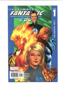 ULTIMATE FANTASTIC FOUR #1-2004-PART ONE VF/NM