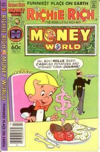 RICHIE RICH MONEY WORLD (1972-1982) 56 VF-NM Mar. 1982 COMICS BOOK