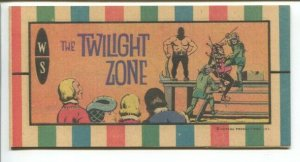 Twilight Zone #3 1974-Western-giveaway edition-about 6 x 3-Rod Serling TV-VF