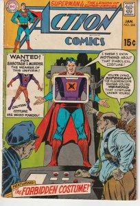 Action Comics(vol. 1) # 384 Superman ! Legion of Super Heroes !
