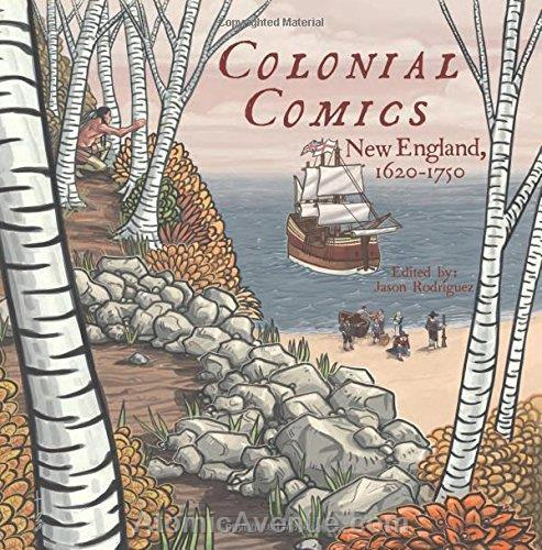 Colonial Comics TPB #1 VF/NM Fulcrum - save on shipping - details inside