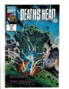 Death's Head II (UK) #7 (1993) OF26