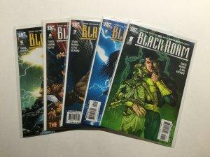 Black Adam 1-5 1 2 3 4 5 Missing Issue 6 Lot Run Set Near Mind Nm Dc Comics