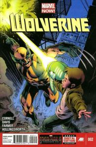Wolverine (5th Series) #2 VF; Marvel | save on shipping - details inside