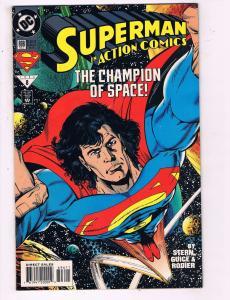 Action Comics #696 VF DC Comics Comic Book Superman Stern 1994 DE11