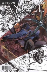 Angel: After the Fall #4 (2nd) VF/NM; IDW   save on shipping - details inside