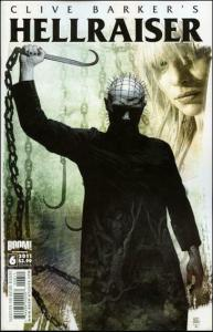 Hellraiser #6A VF/NM; Boom! | save on shipping - details inside