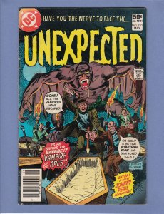 Unexpected #210 VG DC 1981