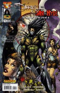 Darkness vs. Mr. Hyde, The: Monster War 2005 #4 FN; Image   save on shipping - d