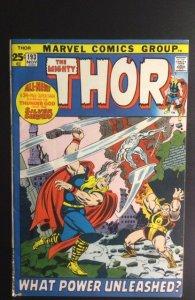 Thor #193 (1971)