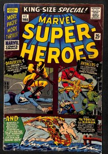 Marvel Super-Heroes King-Size Special #1 (1966)