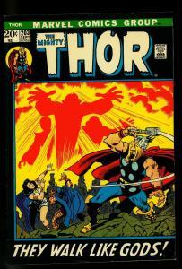Thor #203 1972- 2nd Ego-Prime - John Buscema- Bronze Age- VF-