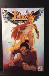 Princeless: Raven, The Pirate Princess #12 (2016)