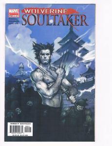 Wolverine Soultaker # 2 NM Marvel Comics Limited Series X-Men Akira Yoshida S80