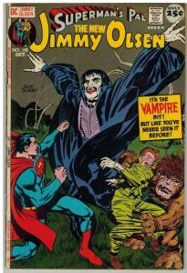 JIMMY OLSEN 142 VG+ Oct. 1971