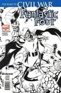 Fantastic Four (Vol. 1) #537 (2nd) VF/NM; Marvel | save on shipping - details in