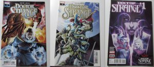 Doctor Strange (8th Series) Lot #1 2 Annual (5th) 1 Marvel 2018 NM Comic Book