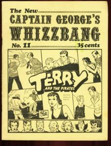 CAPTAIN GEORGES WHIZBANG #11-TERRY AND THE PIRATES FN