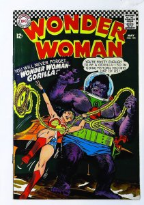 Wonder Woman (1942 series) #170, VF+ (Actual scan)