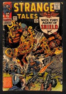 Strange Tales #142 (1966)