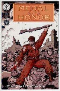 MEDAL of HONOR #2, NM+, Arthur Adams, Wheatley,  War World II, Battle, 1994