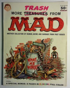MORE TRASH FROM MAD #1 FN+  Insert Color Reprint Intact Old Comics Magazine 1958