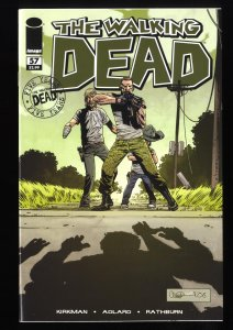 Walking Dead #57 NM+ 9.6