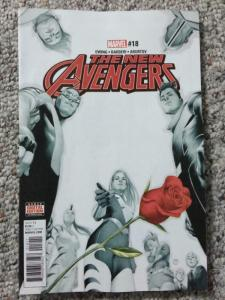 NEW AVENGERS #18, NM, Power-man, 2017, Wiccan, Warlock, Marvel