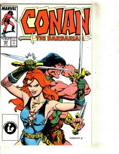Lot of 11 Marvel Comics Conan 197 198 244 28 Coyote 14 Crimson Dawn 1 +++++ JF10